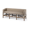 "Bergen Accent Bench 60 x 25"" (1 in stock)"