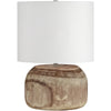 Maybury Wood Table Lamp (qty of 1 in stock)