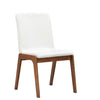 Remix Dining Chair Linen Seat (qty of 4 in stock)
