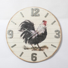 "Rooster 30"" Clock (qty of 1 in stock)"