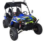 UTVs by Trailmaster, American Sportworks and more