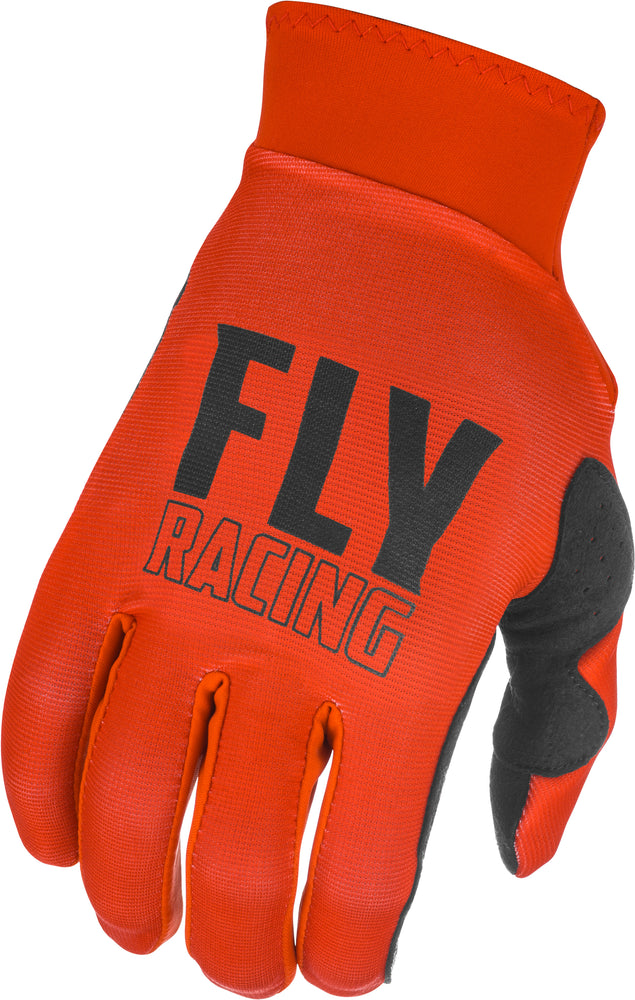 YOUTH PRO LITE GLOVES RED/BLACK SZ 06