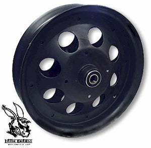 10 in. Front Wheel for Mini Bikes, NO BRAKE