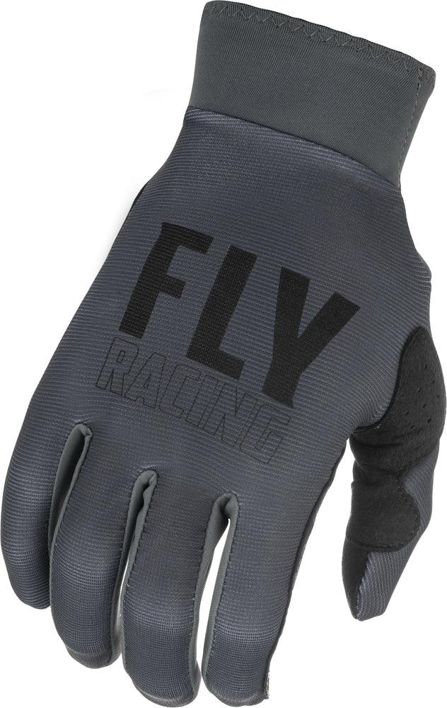 YOUTH PRO LITE GLOVES GREY/BLACK SZ 06