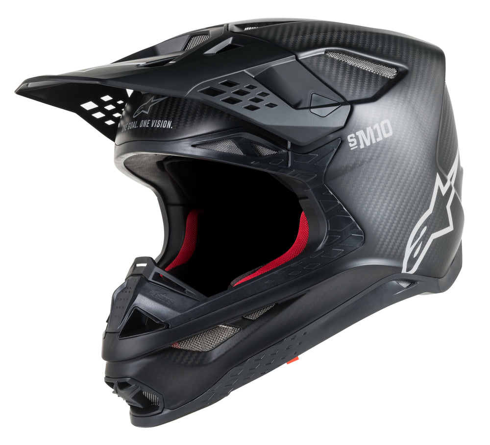 Load image into Gallery viewer, S.TECH S-M10 SOLID HELMET CARBON BLACK 2X