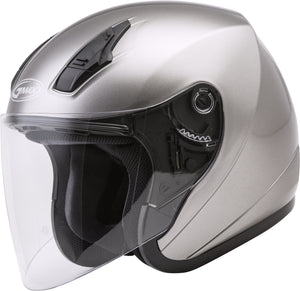 Load image into Gallery viewer, OF-17 OPEN-FACE HELMET TITANIUM 3X
