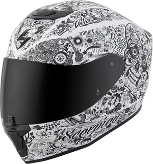Load image into Gallery viewer, EXO-R420 FULL-FACE HELMET SHAKE WHITE SM