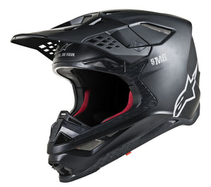 Load image into Gallery viewer, S.TECH S-M8 HELMET MATTE BLACK SM