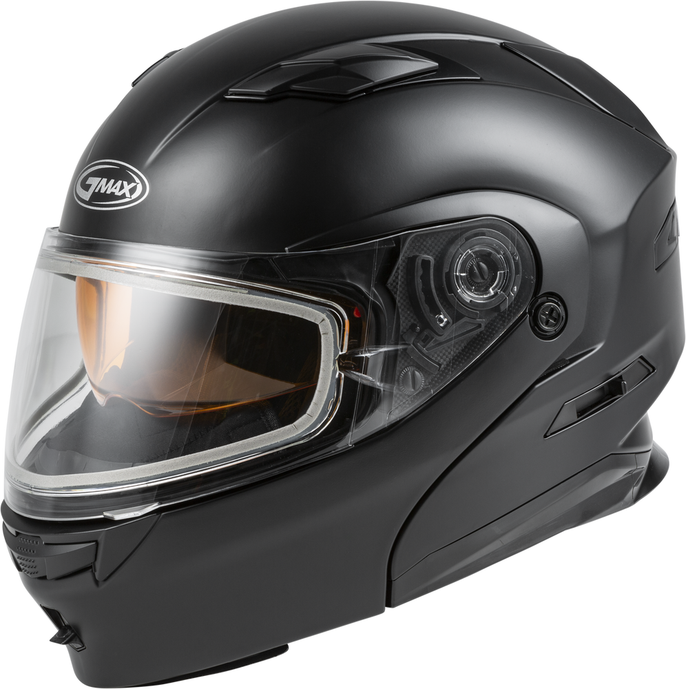Load image into Gallery viewer, MD-01S MODULAR SNOW HELMET MATTE BLACK 3X