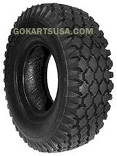 Knobby Tires for Go Karts and Mini Bikes