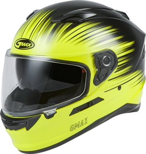 Load image into Gallery viewer, FF-98 FULL-FACE RELIANCE HELMET HI-VIS/BLACK MD