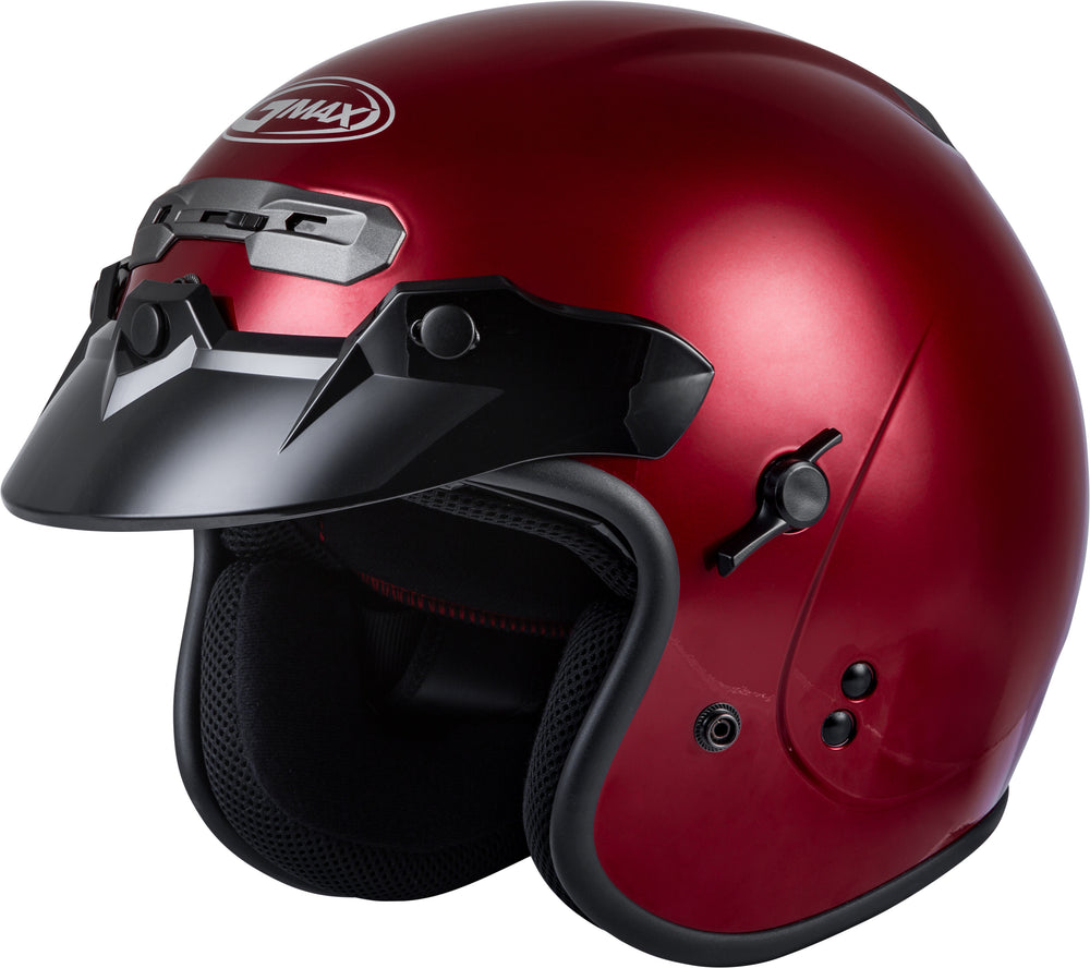 GM-32 OPEN-FACE HELMET CANDY RED XS