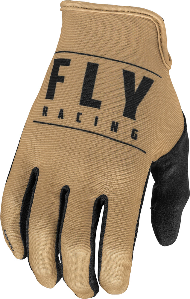 MEDIA GLOVES KHAKI/BLACK SZ 08