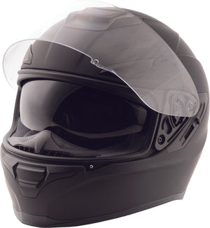 Load image into Gallery viewer, SENTINEL SOLID HELMET MATTE BLACK SM