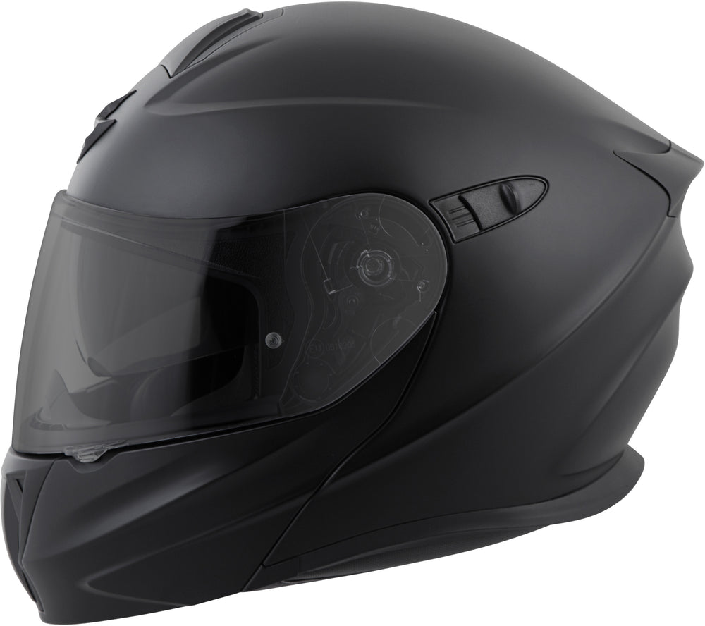 Load image into Gallery viewer, EXO-GT920 MODULAR HELMET MATTE BLACK XS