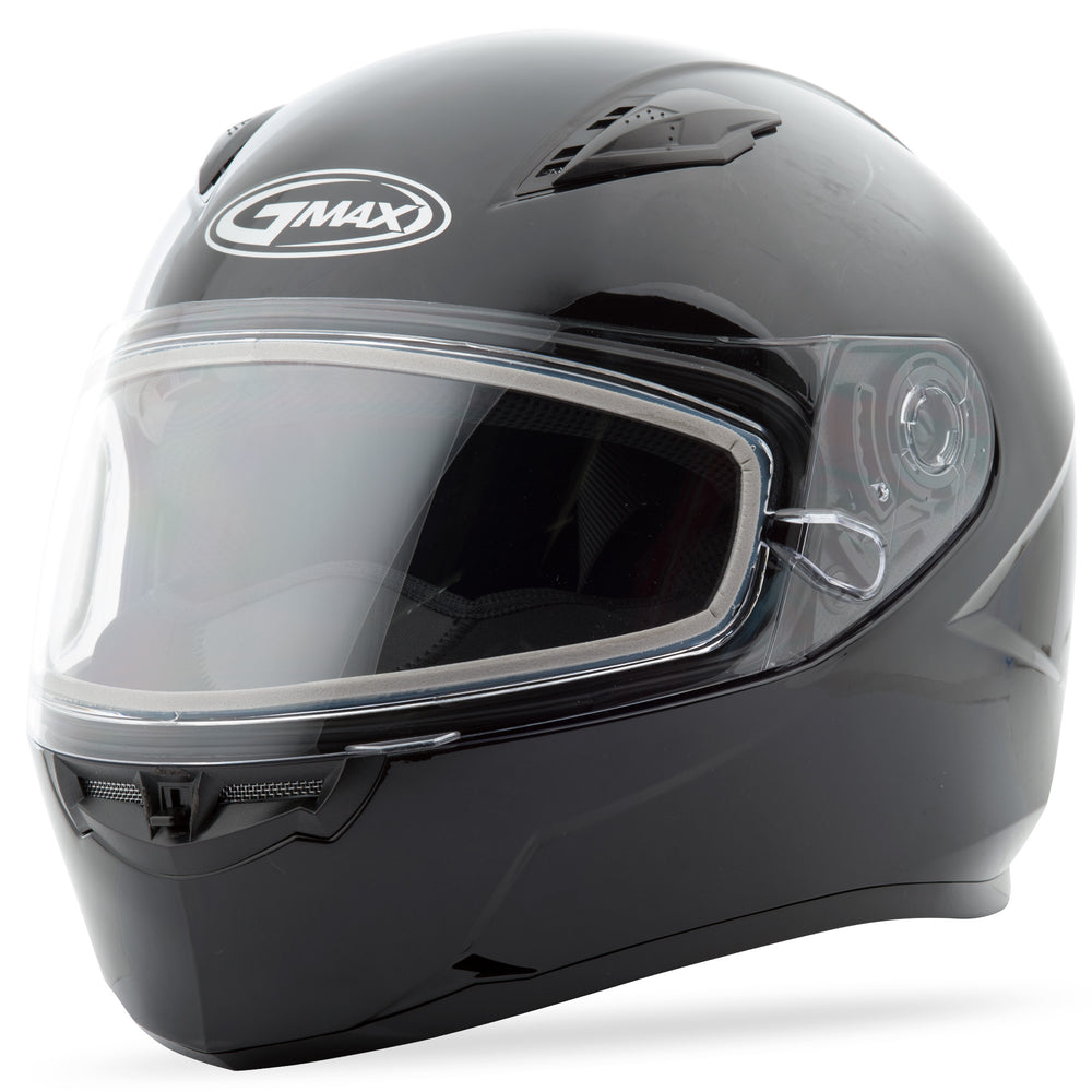 FF-49 FULL-FACE SNOW HELMET BLACK XL