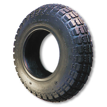 4 in. Tire for Go Kart, Mini Bike, Ultralight