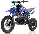 Apollo RFZ 110 X27 Dirt Bike, 4-Speed Semi-Automatic