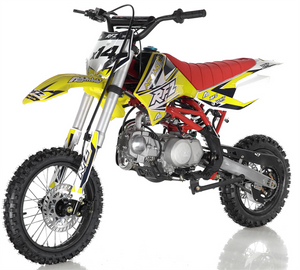 Load image into Gallery viewer, Apollo RFZ 125 X14 Dirt Bike, 4-Speed Semi-Automatic