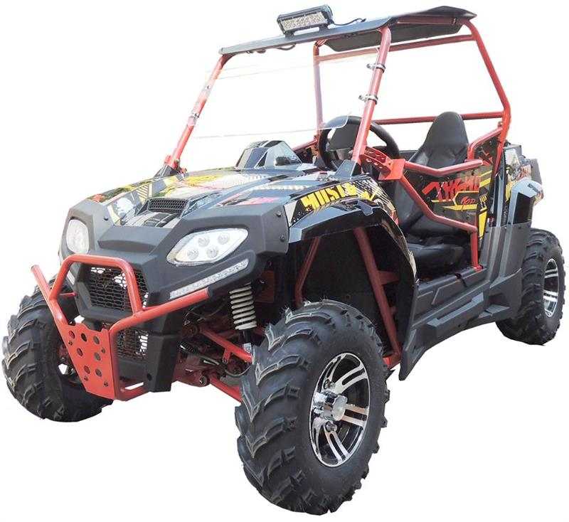Apollo Blade 150cc Buggy UTV
