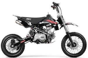 SSR 125 Pit Bike, Fully Automatic