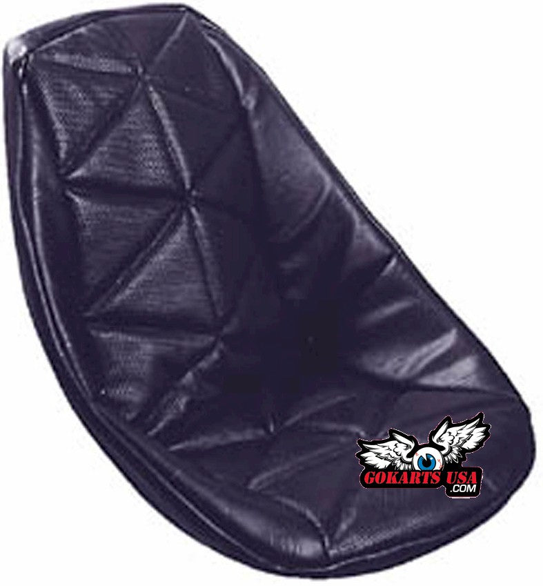 Go Kart Bucket Seat Kit, with Cover and Hardware