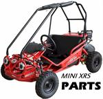 Load image into Gallery viewer, FRAME COMPLETE (SPECIAL ORDER), for TrailMaster Mini XRX Kids Go Kart Frame