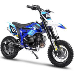 Hooligan 60cc 4-Stroke Gas Dirt Bike BLUE