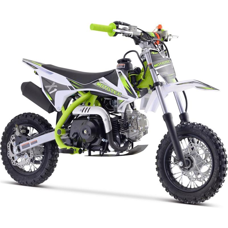 X1 70cc Dirt Bike
