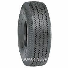 Load image into Gallery viewer, 7039 Go Kart Mini Bike Tire. 6 in. Sawtooth