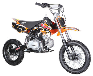 Load image into Gallery viewer, SSR 125 Dirt Bike, 4-Speed, Semi Automatic