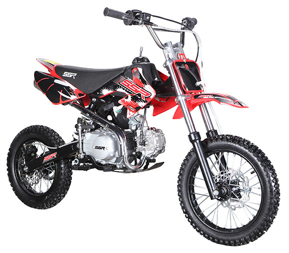 Load image into Gallery viewer, SSR 125 Dirt Bike, 4-Speed, Semi Automatic, Pit Bike
