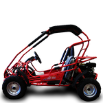 MID XRX Go Kart, 6.5hp Electric-Start, Torque Converter