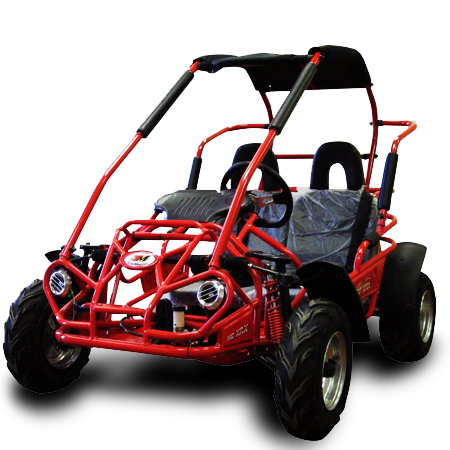 MID XRX-R Go Kart, Electric Start, with Reverse