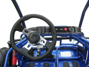 Load image into Gallery viewer, MID XRX Go Kart, 6.5hp Electric-Start, Torque Converter