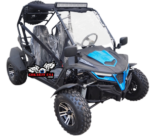 Load image into Gallery viewer, TrailMaster Cheetah 200EX EFI Go Kart CVT Auto with Reverse