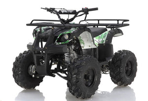 Focus9 125 ATV, CARB Approved