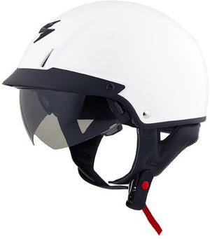 EXO-C110 OPEN-FACE HELMET GLOSS WHITE 2X