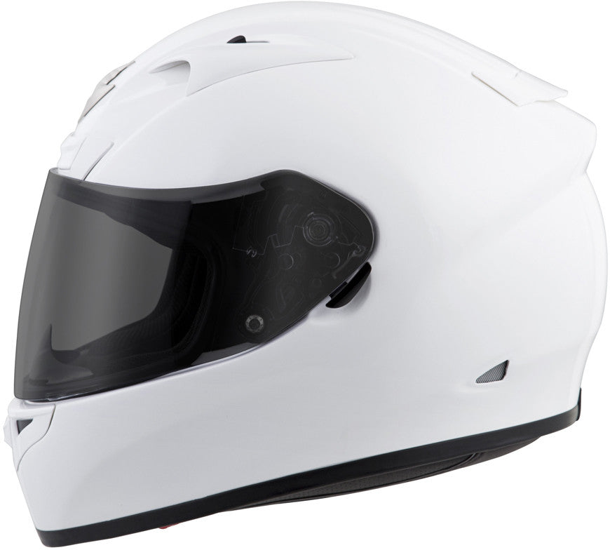 Load image into Gallery viewer, EXO-R710 FULL-FACE HELMET GLOSS WHITE 3X