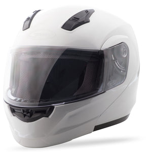 Load image into Gallery viewer, MD-04 MODULAR HELMET PEARL WHITE XS