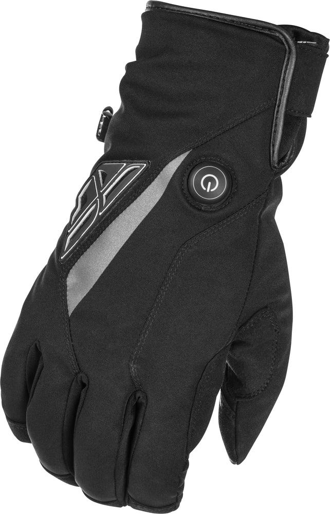 TITLE HEATED GLOVES BLACK XS