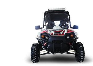 Load image into Gallery viewer, Challenger 200 UTV Go Kart, for Youth & Adult