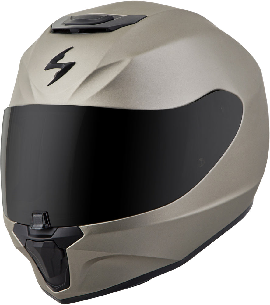 Load image into Gallery viewer, EXO-R420 FULL-FACE HELMET TITANIUM LG