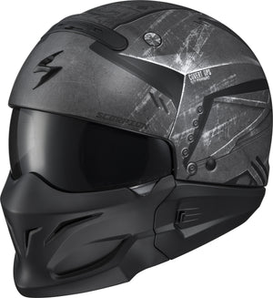 COVERT OPEN-FACE HELMET INCURSION BLACK MD