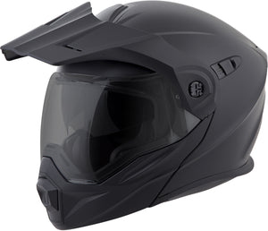 EXO-AT950 COLD WEATHER HELMET MATTE BLACK 3X (ELECTRIC)