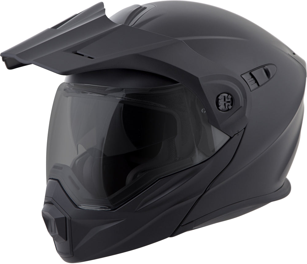 EXO-AT950 COLD WEATHER HELMET BLACK DUAL PANE XS