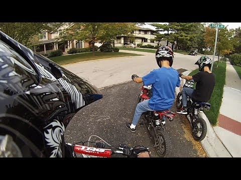Load and play video in Gallery viewer, SSR 125 Dirt Bike, Fully Automatic, Electric Start