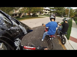 Load and play video in Gallery viewer, SSR 125 Dirt Bike, 4-Speed, Semi Automatic