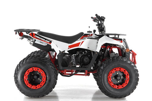 Commander 200 ATV, Fully-Automatic with Reverse