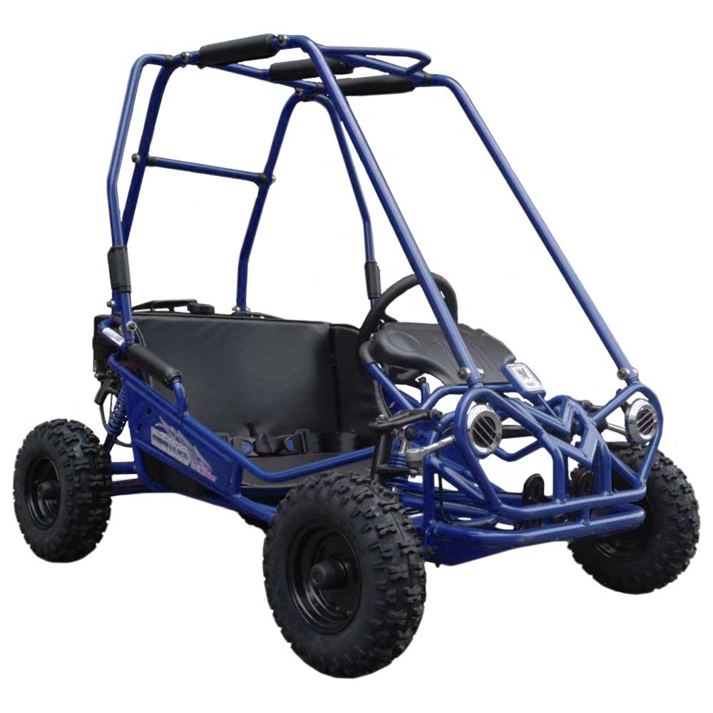 TrailMaster MINI XRS+ Kids Go Kart, 5.5hp